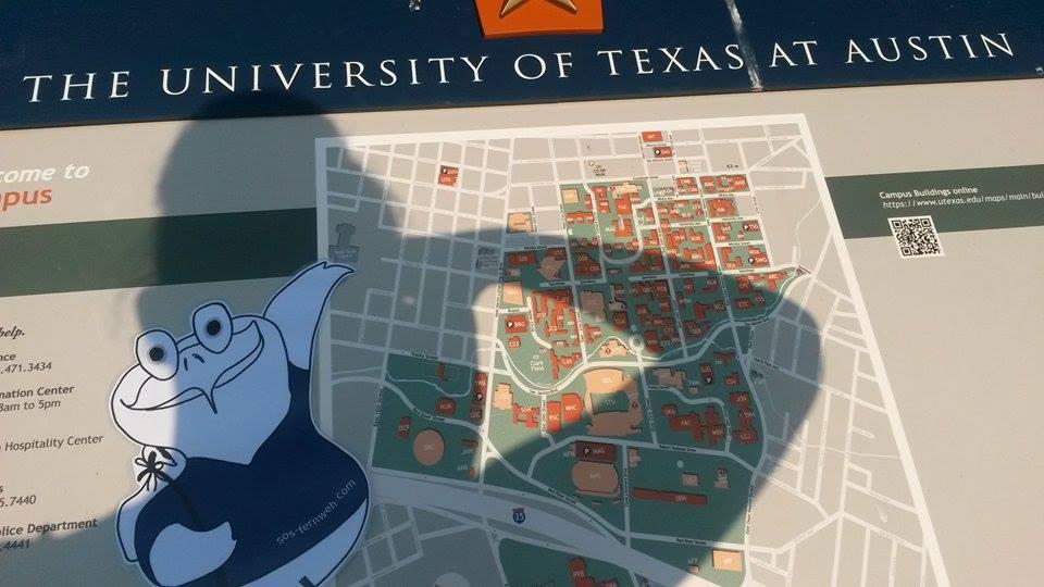Willkommen an der University of Texas at Austin